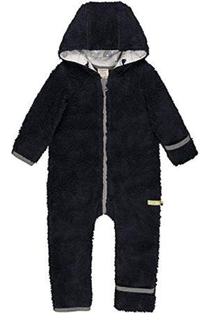 loud + proud Baby-Unisex Overall Plüsch Aus Bio Baumwolle, GOTS Zertifiziert Schneeanzug