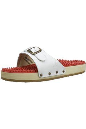Berkemann Noppen-Sandale 00107-100 Unisex-Erwachsene Clogs & Pantoletten, ( 100)