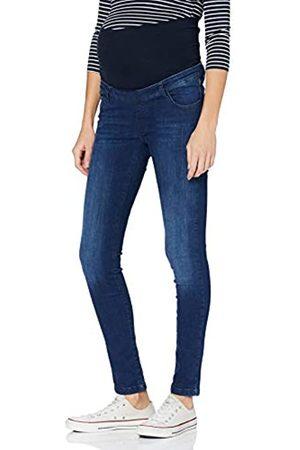 bellybutton Maternity Damen Jeans Slim mit Überbauchbund Umstandsjeans