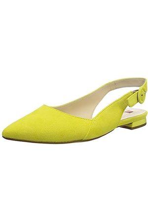 Högl Damen Cheery Geschlossene Ballerinas, (Limone 8400)
