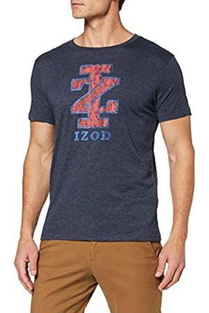 Izod Herren IZ Logo Tee T-Shirt