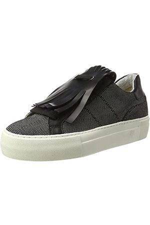 Marc O' Polo Damen 70714193501310 Sneaker, (Black Combi)
