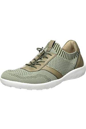 Remonte Damen R3511 Slip On Sneaker, (Olive/Olive 54)