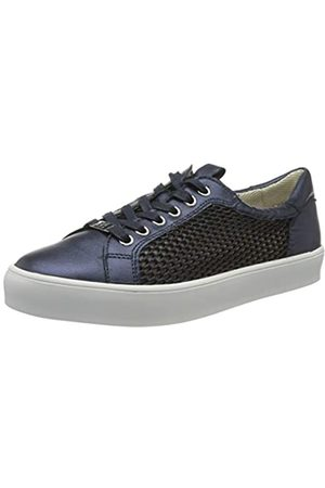 Caprice Damen Inou Sneaker, (Navy Perlato 807)