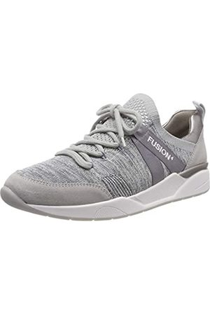 ARA Damen L.A 1214681 Sneaker, (Pebble, -Multi/Zinn 08)