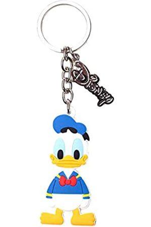 Bioworld Disney Donald Duck Rubber Keychain Schlüsselanhänger 16 Centimeters