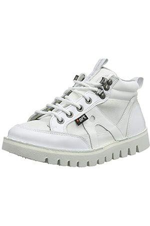 Art Unisex-Erwachsene 1582 Multi Leather Ontario Klassische Stiefel, (White White)
