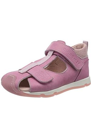 Däumling Baby Mädchen Ulli Sandalen, Pink (Fortuna Begonia 02)