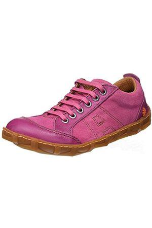 Art Herren 0783 Lux Sue Melbourne Sneakers, Pink (Magenta Pink)