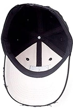 Bioworld Unisex FAR CRY 5 Emblem Logo Patch Curved Bill, Black/White (BA112505FAR) Baseball Cap