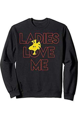 Peanuts Valentine Frauen Lieben Mich Sweatshirt