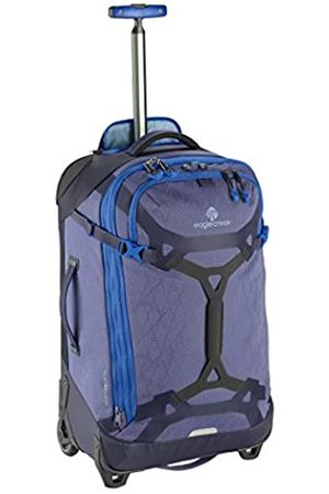 Eagle Creek Gear Warrior Wheeled Duffel in, große Reisetasche mit Rollen, Duffle Bag aus recyceltem PET-Ripstop Material, wasserbeständig, ausziehbarer Griff