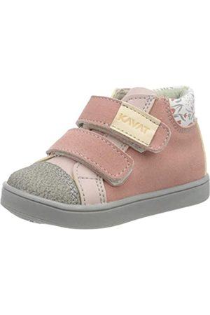 Kavat Mädchen Berg Hohe Sneaker, Pink (Pink 979)