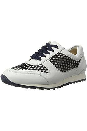 Hassia Barcelona, Weite H, Damen Sneakers, (weiss/blue)