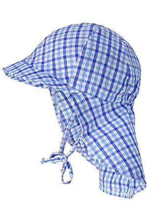 maximo Baby-Jungen Schildmütze, Nackenschutz, Bindeband Mütze