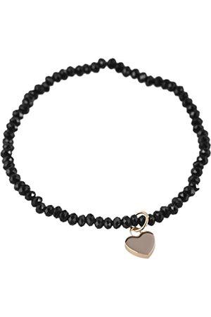 Akzent Damen Armband Edelstahl Kunststoff 003300000024