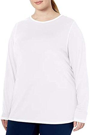 Amazon Plus Size Tech Stretch Long-Sleeve Fashion-t-Shirts