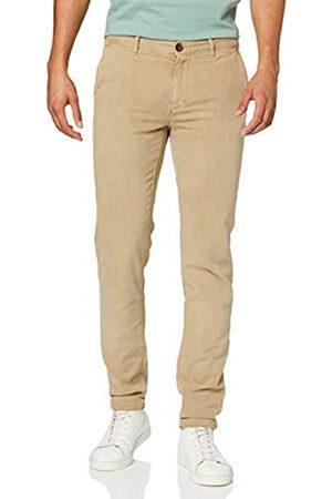 HKT BY HACKETT Hackett London Herren Straight Jeans HKT CHNO Strch GMT DYE, ( 844)