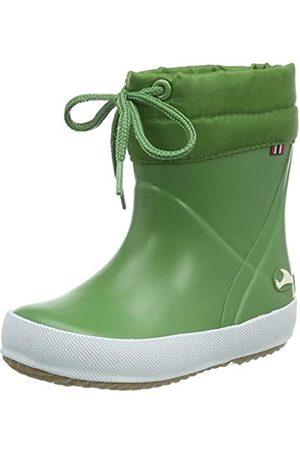 Viking Unisex-Kinder ALV Gummistiefel, (Green 4)