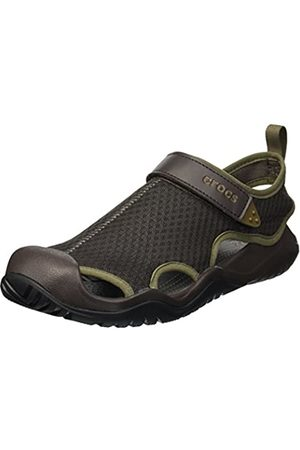 Crocs Herren Swiftwater Mesh Deck Sandal M Clogs