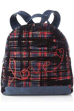 Desigual Damen Backpack Inlove_venice Mini modischer Rucksack