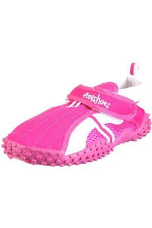 Playshoes Unisex-Kinder UV-Badeschuhe Aqua Schuhe, Pink (pink 723)