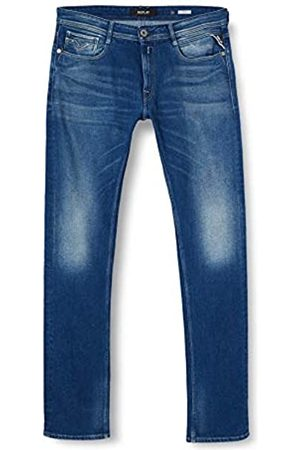 Replay Herren Rocco Tapered Fit Jeans