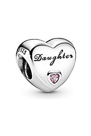PANDORA Moments Daughter-Herz Charm Tochter Sterling