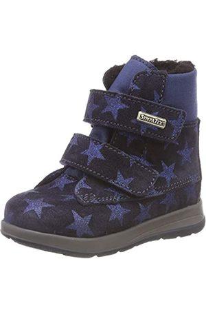 Däumling Unisex-Kinder Helos Klassische Stiefel, (Space Jeans 42)