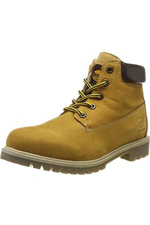 Dockers Unisex-Kinder 43RN702 Combat Boots, (Golden Tan 910)
