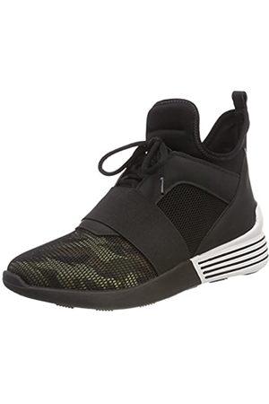 Kendall And Kylie Kendall + Kylie Damen KKBRAYDIN Sneaker, (Kaki13/Black Camuflaje 000)
