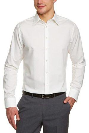 Seidensticker Herren Tailored Fit Businesshemd