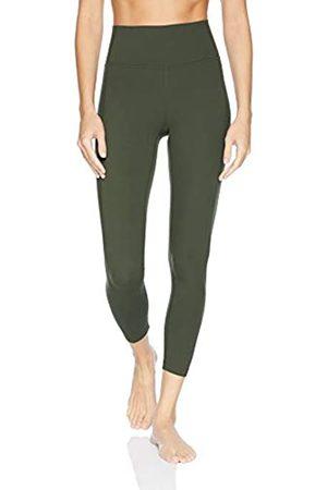 "CORE Nearly Naked Yoga High Waist 7/8 Crop Legging-24"" athletic-leggings"