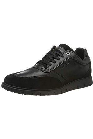 ARA Herren Morten 1134001 Sneaker, (Black 01)
