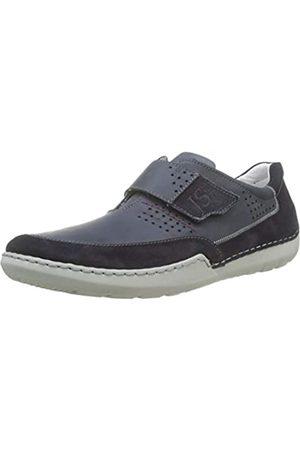 Josef Seibel Herren Fernando 02 Sneaker, (Dunkelblau 505)