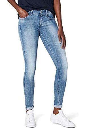 G-Star Damen Lynn Mid Waist Skinny Jeans