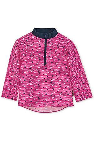 Sterntaler Girls Langarm-Schwimmshirt Rash Guard Shirt