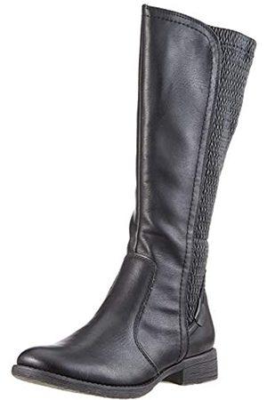 Soft Line Damen 25560-21 Overknees, (Black 001)