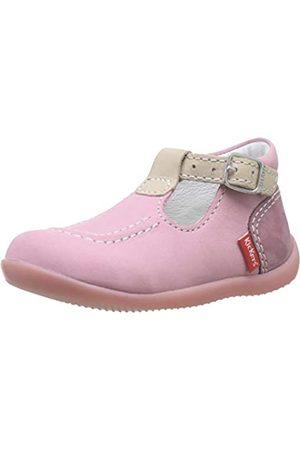 Kickers Baby Mädchen Bonbek-2 Ballerinas, Pink (Rose Tricolore 132)