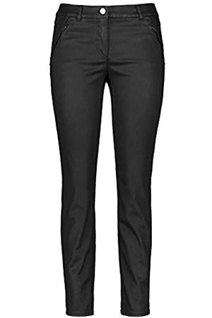 Gerry Weber Damen 220016-38070 Slim Jeans