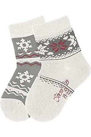 Sterntaler Baby - Mädchen Socken Söckchen 2er Pack Folkore