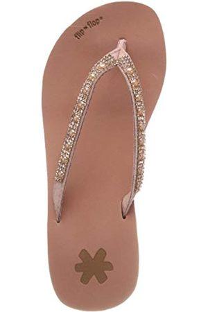flip*flop Damen glamhi Pearls Zehentrenner, Pink (Ballet 2200)