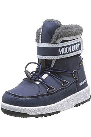 Moon Boot Jungen Jr Boy Boot Wp Schneestiefel, (Blu 003)