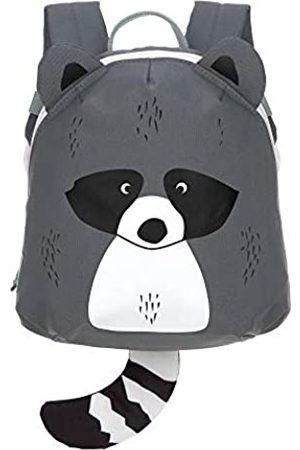 LÄSSIG Kinderrucksack für Kita Kindertasche Krippenrucksack mit Brustgurt/Tiny Backpack, About Friends Racoon, 24 cm, 3