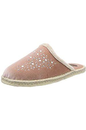 Macarena Damen ISASA72-AM TERCIOPELO Pantoffeln, Pink (Maqui)