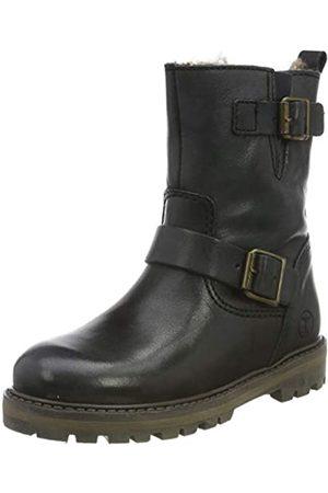 Bisgaard Unisex-Kinder Moe Biker Boots, (Black 203)
