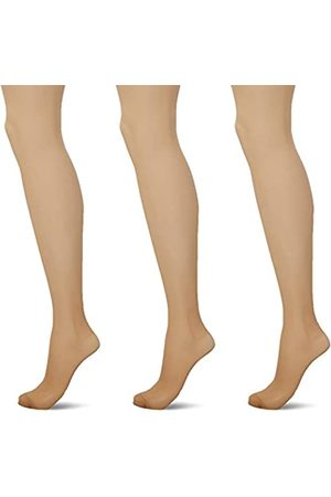 Pretty Polly Damen In Control 15d High Leg Toner Tights Strumpfhose, 15