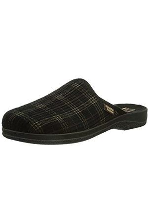 Manitu Home Herren 220188 Pantoffeln