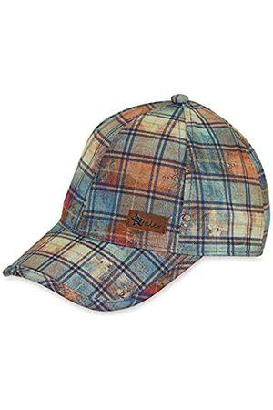 Sterntaler Baseball-Cap für Jungen mit Größenregulierung, Karomuster und Vintage-Look, Alter: 18-24 Monate, Größe: 51