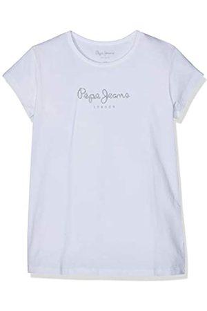 Pepe Jeans Mädchen Hana Glitter S/s T-Shirt